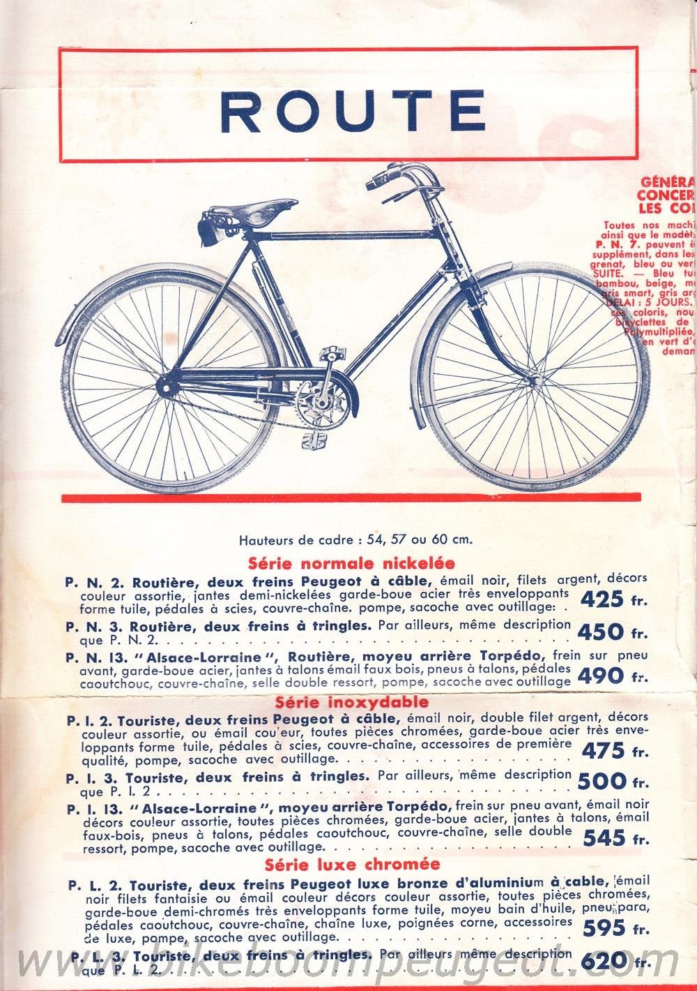 tu a quel age le vélo ? Peugeot%201936%20France%20Poster%20Route