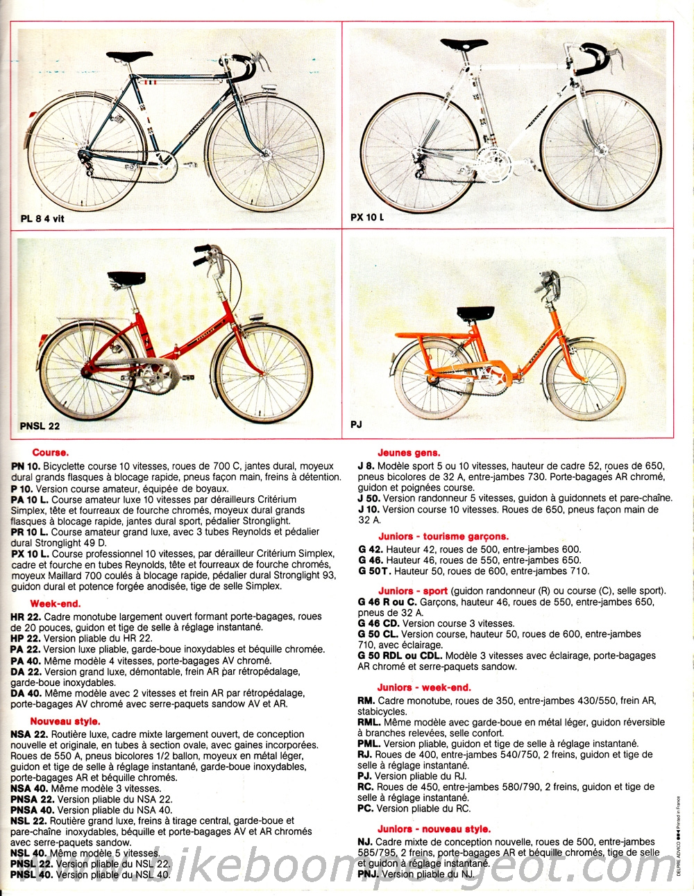 Peugeot PR 10 orange 1970 à 1974 ? Peugeot%201972-1973%20France%20Brochure%20Inside%202