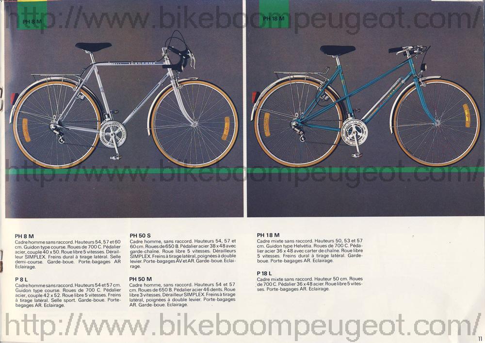 Peugeot P8L 86/87 Peugeot_France_1985_PH8M_P8L_PH50S_PH50M_PH18M_P18L_BikeBoomPeugeot