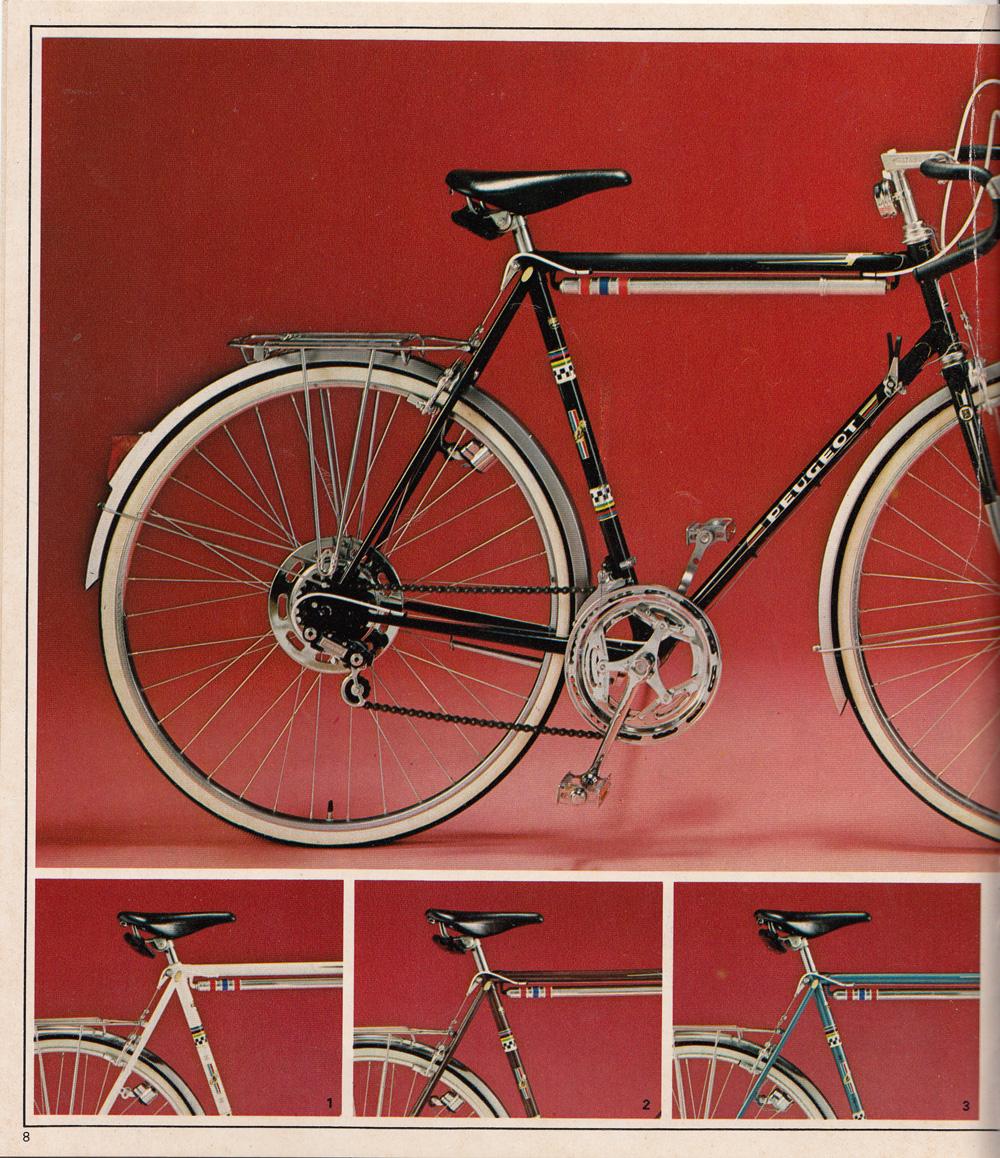 Peugeot 1976 Nederland Brochure