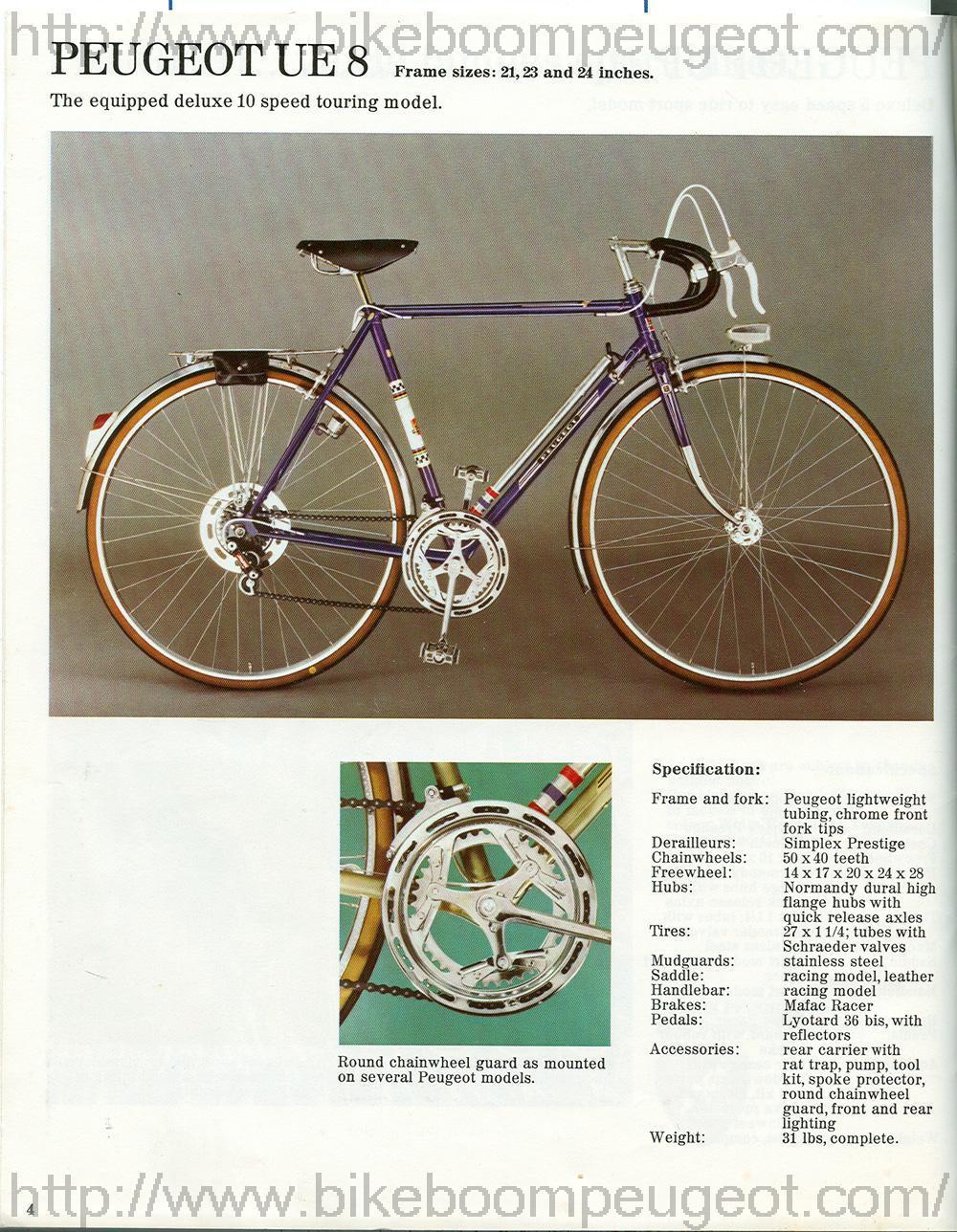 Peugeot serial number - identify bike? - Bike Forums