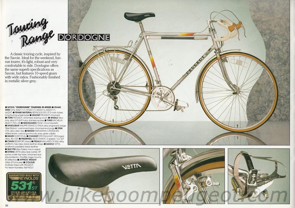 Peugeot 1985 UK Brochure
