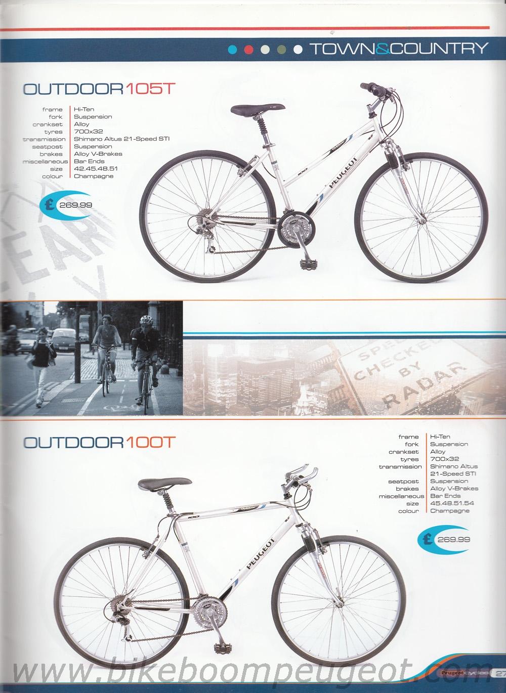 Peugeot 2001 Brochure United Kingdom