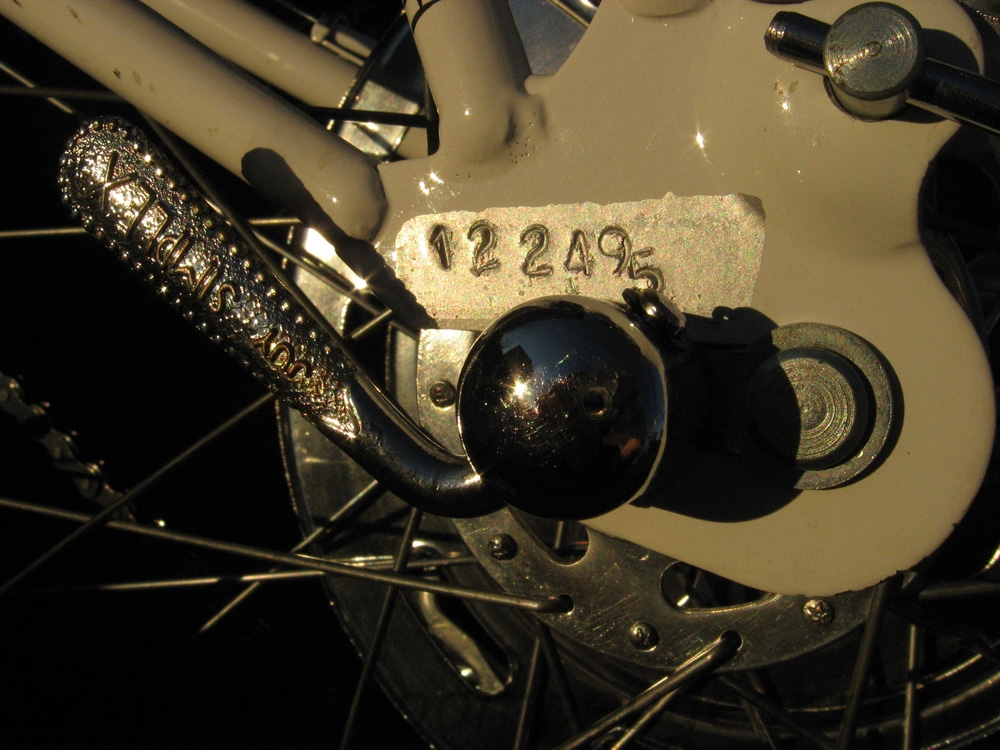 BikeBoomPeugeot Serial Numbers & Dates